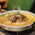 NARI屋 - ムーガタ:卵麺追加