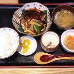 ねこじた - 日替わり定食800円