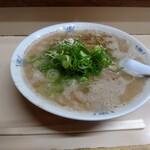 八ちゃんラーメン - ワンタン麺