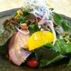 ベッテイ - 料理写真:   朝穫れ鎌倉野菜   「鎌倉湘南しらすのサラダ」