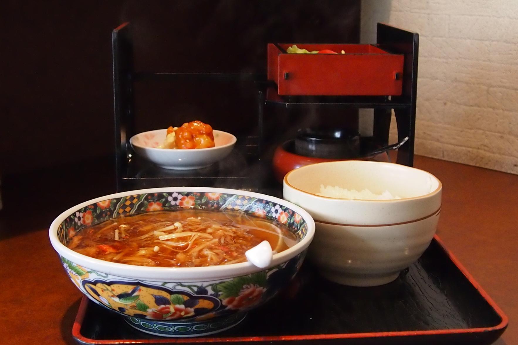 中華風料理「籠」