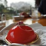 12479558 - 桜のケーキ