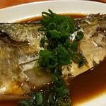日の丸や - 鯖の煮付け380円