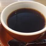 カフェ&バー ヌプカ - セットのコーヒー