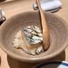 Tatsushou - 料理写真:○鰆の蒸し鮨様