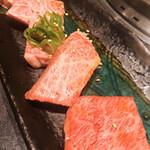 焼肉レストラン平城 - 特上ロース
