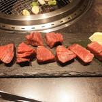 焼肉レストラン平城 - なんか限定のタン