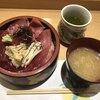 鮨政 - 料理写真:・中トロ 赤身丼 具だけ大盛 1,400円(税抜)