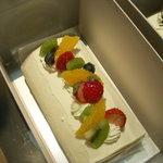 デザートナンバーイチ ロールケーキ -