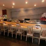 Sushi Dining 旬魚 - カウンター席
