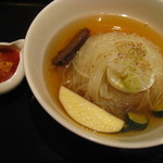 神楽坂 南山 - 盛岡冷麺