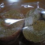 aLzo - 抹茶と湯葉のラスク
