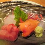 祇園たけうち - 鮪・鯛・鯵・さより・赤貝