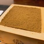 マッチャ ハウス 抹茶館 - ほうじ茶のティラミス