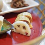 福久和うち - 藕(はちすのね)