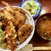 Tensan - 料理写真:「季節の天丼」@1320(税込)