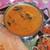 南印度ダイニング ポンディバワン - 料理写真:日替わりランチのカレー