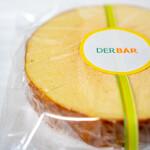 デルベア - 料理写真:バウムクーヘン