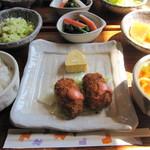いちじくの実 - 料理写真:ランチ\900-(H24.3.25訪問)