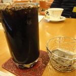 マーブル - アイスコーヒー