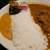 カレー&オリエンタルバル 桃の実 - 料理写真:チキンカレーセット