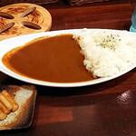 Cray pod curry Ohmiya Seiuemon -