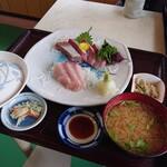 永田ドライブイン - 料理写真: