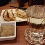 徳ちゃん - 生姜餃子