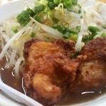 麺屋 一布 - 鶏二郎