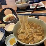 味の民芸 - ダブル麺上げwww