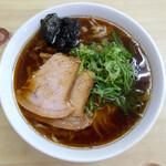 味の大西 - 料理写真:ラーメン … 750円