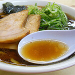 味の大西 - 元祖の至極のスープ!