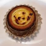 ハートブレッド アンティーク - バウムクーヘンにチーズケーキが入ってる的な