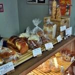 ライフ&ブレッド - 対面式のパン屋さん