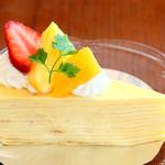 プチ・ラパン - チーズケーキ