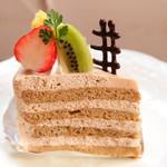 プチ・ラパン - ケーキ