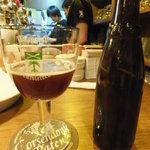 Cafe Lembeek - ウエストフレテレンは世界に6ヶ所しかない「トラピストビール」の中の最高峰。