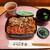 ビフテキ重・肉飯 ロマン亭 - 料理写真:お吸い物や薬味、御新香付き、肉飯とビフテキが1度に楽しめるロマン亭錦重979円