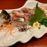 北海道料理 ユック - ニシンのお刺身