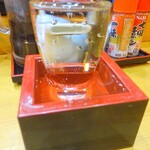 宝寿司 - 浦霞辛口本醸造