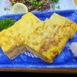 宝寿司 - 玉子焼