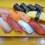 宝寿司 - にぎり寿司並