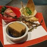 創作料理 櫻 - 前菜