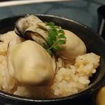 創作料理 櫻 - ぷっくり牡蠣が魅力
