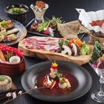 蕎麦と鉄板焼きDining 彩華 -