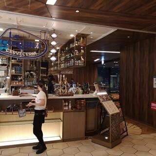 口コミ一覧 : La Coquina cerveceria 渋谷スクランブルスクエア (ラ ...
