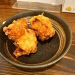 鶏そば カヲル - 唐揚げ