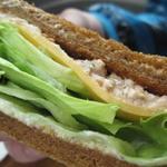 12486050 - ツナのサンドイッチ