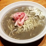 木更津 丿貫 - 極濃煮干し蕎麦