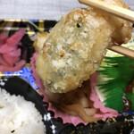 ときわ - 鶏紫蘇チーズ揚げ
